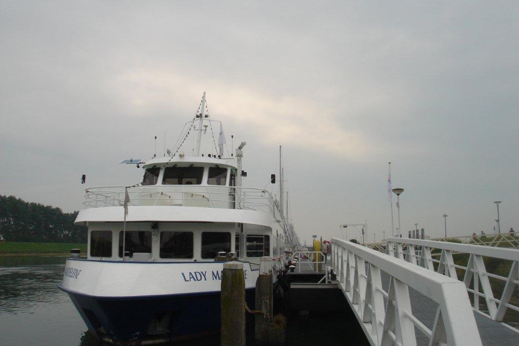 Bedrijfsfeest haven Zierikzee