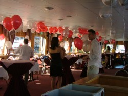Salon met Ballonnen